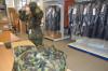 Vstupní branou do armády dnes prošly další stovky nováčků