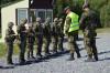 Záložníci adobrovolníci absolvovali poslední střelby