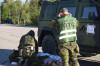 SAHEL 2/2020: Cvičící jednotka již třetím dnem čelí incidentům, které jim rozehrávají Vyškovští