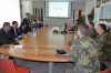 Vyškovskou posádku navštívila další zahraniční delegace. Tentokrát to byli příslušníci ozbrojených sil Vietnamu
