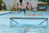 Pětibojaři zápolili v bazénu. Skvěle se vedlo našim reprezentantům
