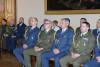 Ve Slavkově se odehrálo také slavnostní vyřazení Kurzu pro nižší důstojníky