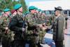 Vojenskou přísahu ve Vyškově složilo bezmála 200 vojínů a vojínek. Mezi nimi i záložníci a dobrovolníci