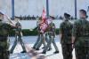Vojenská akademie má nového vrchního praporčíka