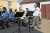 SwingDixie Vojenské hudby Olomouc dalším hostem společenského večera v Lulči