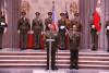 Armádní generál Aleš Opata udělil ocenění příslušníkům VeV-VA při příležitosti 28.října