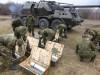 Finále kurzů dělostřelectva sostrou střelbou!