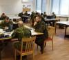 Vrcholem kurzu nižších důstojníků skupinové cvičení