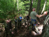 VRabštejně se uskutečnil seminář vojenských lezců