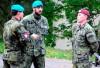 Poddůstojníci se vrací k útvarům, závěrečné zkoušky zvládli všichni
