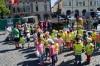 Příslušníci Centra dopravní výchovy se prezentovali opět v Uherském Hradišti