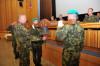 Zvon zakončil základní přípravu nových studentů Univerzity obrany vBrně