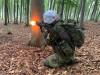 Vojenští profesionálové bojovali o účast v kurzu Komando