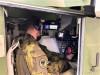 Střelci a řidiči 42. mechanizovaného praporu byli trénovat ve Vyškově