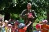 Vyškovští vojáci intenzivně pracují také s dětmi