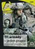 Nejnovější číslo A reportu přináší mimo jiné rozhovor sgenerálem Petrem Pavlem
