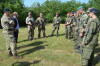 Vyškovští profesionálové působí ubritského výcvikového týmu ijako instruktoři