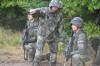 Nově přijatí studenti Univerzity obrany již vposledním týdnu základní přípravy