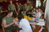 Armádní nováčci přesvědčují nejen vojenskými, ale ilidskými činy