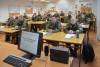 Při zahájení Kurzu pro nižší důstojníky zazněla tři klíčová slova: SEBEVZDĚLÁVÁNÍ, SDÍLENÍ A SPOLUPRÁCE