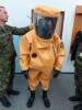 Potápěči se podíleli ina výcviku chemiků