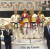 Příslušník VeV-VA vicemistrem Evropy vkyokushin karate